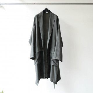 THEE - oversize gown (OLIVE)