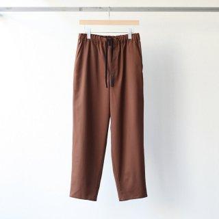 THEE - Hi wast easy slacks (brown)