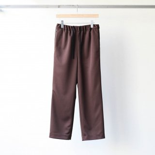 THEE - easy line pants (brown)