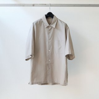 LAMOND - WIDE SHIRTS (GREY BEIGE)