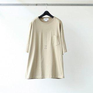 BREATHE. (ever so soft) - INSTRUCTION SS TEE 'GO HOME'