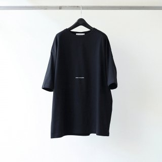 BREATHE. (ever so soft) - INSTRUCTION SS TEE 'LISTEN TO THE SILENCE'