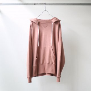 <img class='new_mark_img1' src='https://img.shop-pro.jp/img/new/icons54.gif' style='border:none;display:inline;margin:0px;padding:0px;width:auto;' />bunt - LOOP WHEEL SWEAT PARKA (CORAL)