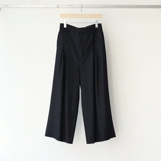 THEE - baggy pants (black)