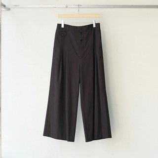 THEE - baggy pants (brown)