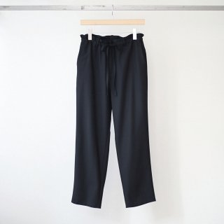 THEE - Hi waist easy slacks (Black)