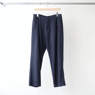 LAMOND - MOLESKIN STRETCH TROUSERS (D.NAVY)