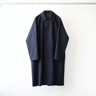 THEE - bal collar coat (navy)
