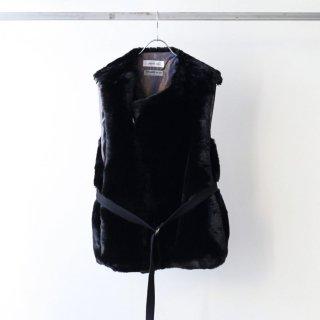 prasthana - bigmuff vest (black)