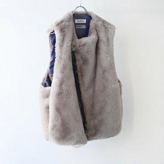 prasthana - bigmuff vest (grey)