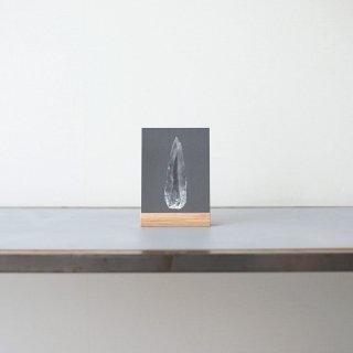 Bienvenue Studios - Wood Card Holder Short