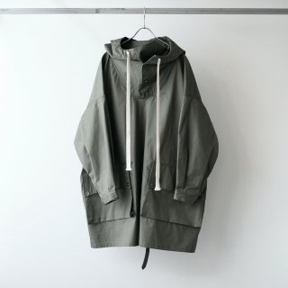 SOUMO - ANORAK OVER JACKET (OLIVE DRAB)