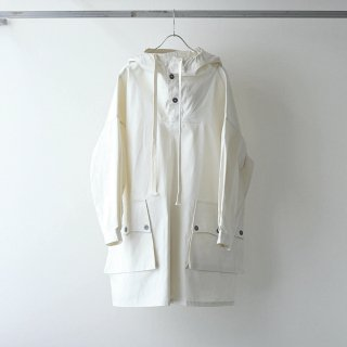SOUMO - ANORAK OVER JACKET (ECRU)