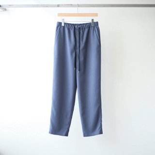 THEE - tapered easy pants (blue)