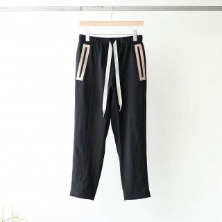 prasthana - semidress narrow trousers (black)