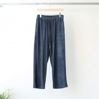 bunt - PILE EASY PANTS (NAVY)