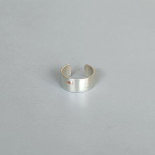 <img class='new_mark_img1' src='https://img.shop-pro.jp/img/new/icons54.gif' style='border:none;display:inline;margin:0px;padding:0px;width:auto;' />20/80 - STERLING SILVER NEED TO WANT LESS RING