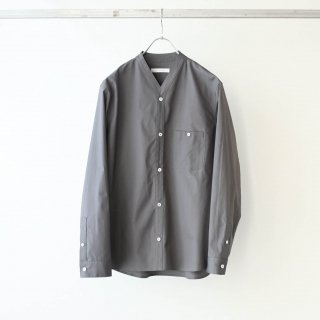 tilt The authentics - Comfort Cardigan Shirts (Gray)
