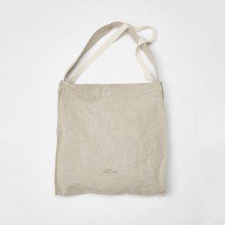 20/80 - LINEN CANVAS #10 NEWS PAPER BAG MEDIUM