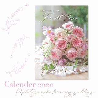 SK-C20 | 2020年 「バラと紅茶」カレンダー
