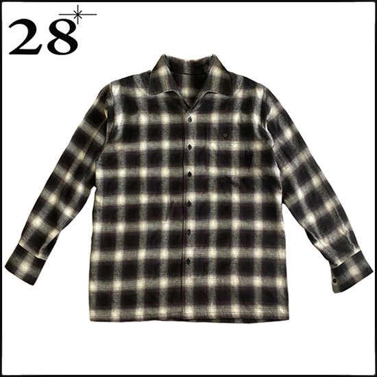 <img class='new_mark_img1' src='https://img.shop-pro.jp/img/new/icons14.gif' style='border:none;display:inline;margin:0px;padding:0px;width:auto;' />Long Sleeve Check Shirt