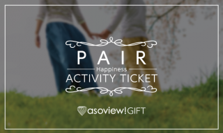 asoview!GIFT PAIR -Happiness-