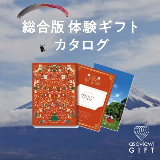 asoview!GIFT -Happiness- (BOOK)	 Xmas限定パッケージ