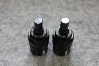 KH400 KH250 XJ400 黒 テクニカルアジャスター