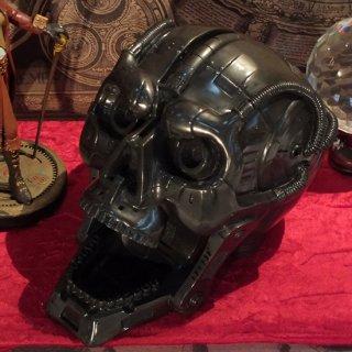 アンドロイドスカルバンク&アシュトレイ Terminator Android Skull Bank & Ashtray