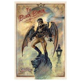 スカルポスター Alchemy Gothic The Black Baron