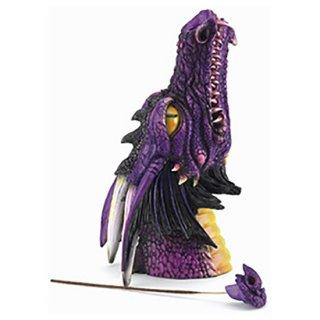 ドラゴンヘッド インセンスバーナー タワー Vertical Dragon Head Incense Burner