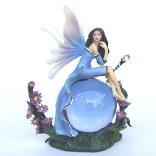 Jennifer Galasso 誕生石の妖精−9月 Birthstone Fairy September