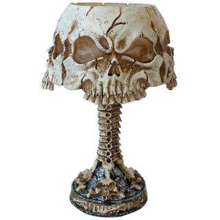 デッドスカルフェイス LEDカラーチェンジミニランプDead Skull Faces Mini LED Lamp
