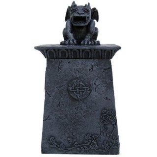 ガーゴイルボックス Perched Gargoyle Box