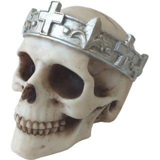 クラウンドスカルヘッド Crowned Skull Head