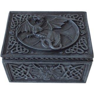 ドラゴン セルティック ジュエリーボックス Dragon Celtic Jewelry Box