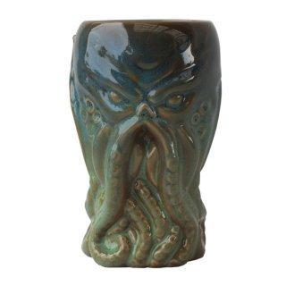 クトゥルフ・モンスタークラーケン セラミックトールパイントマグカップ Cthulhu Monster Kraken Pint Ceramic Mug