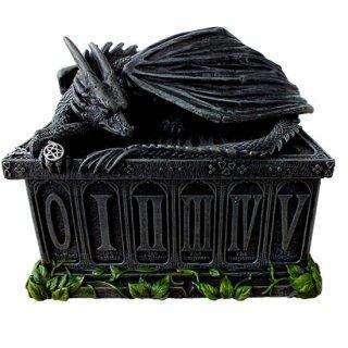 フォーチュンキーパー ドラゴン タロットボックス Fortunes Keeper Dragon Tarot Box