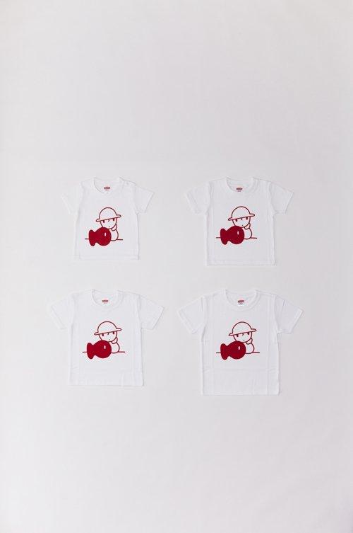 kid's T-shirts 〜思い出はさかなのなか〜
