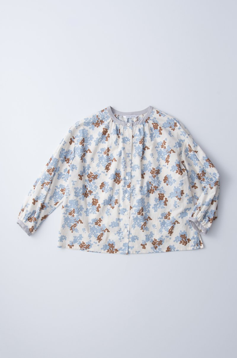 cotton loan ~komore-bi~ balloon pull over blouse