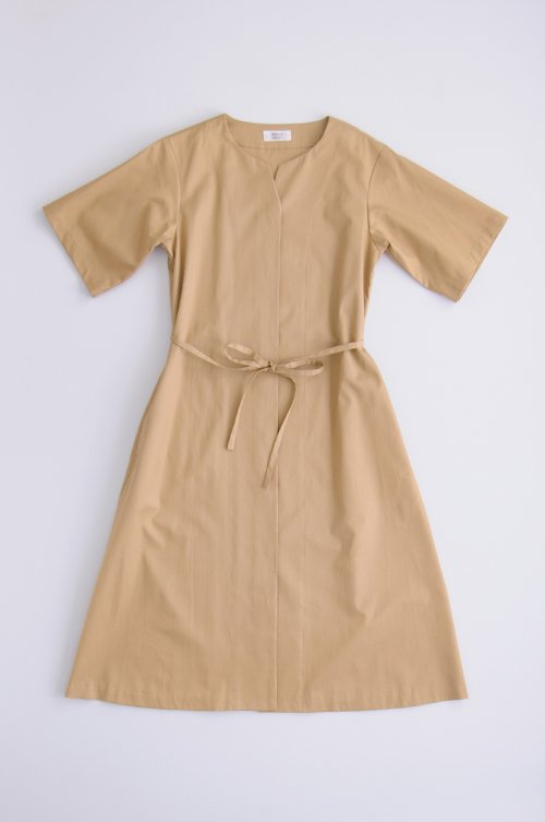 A-LINE coat one-piece
