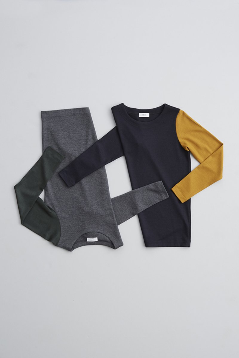wool color scheme cut&sewn
