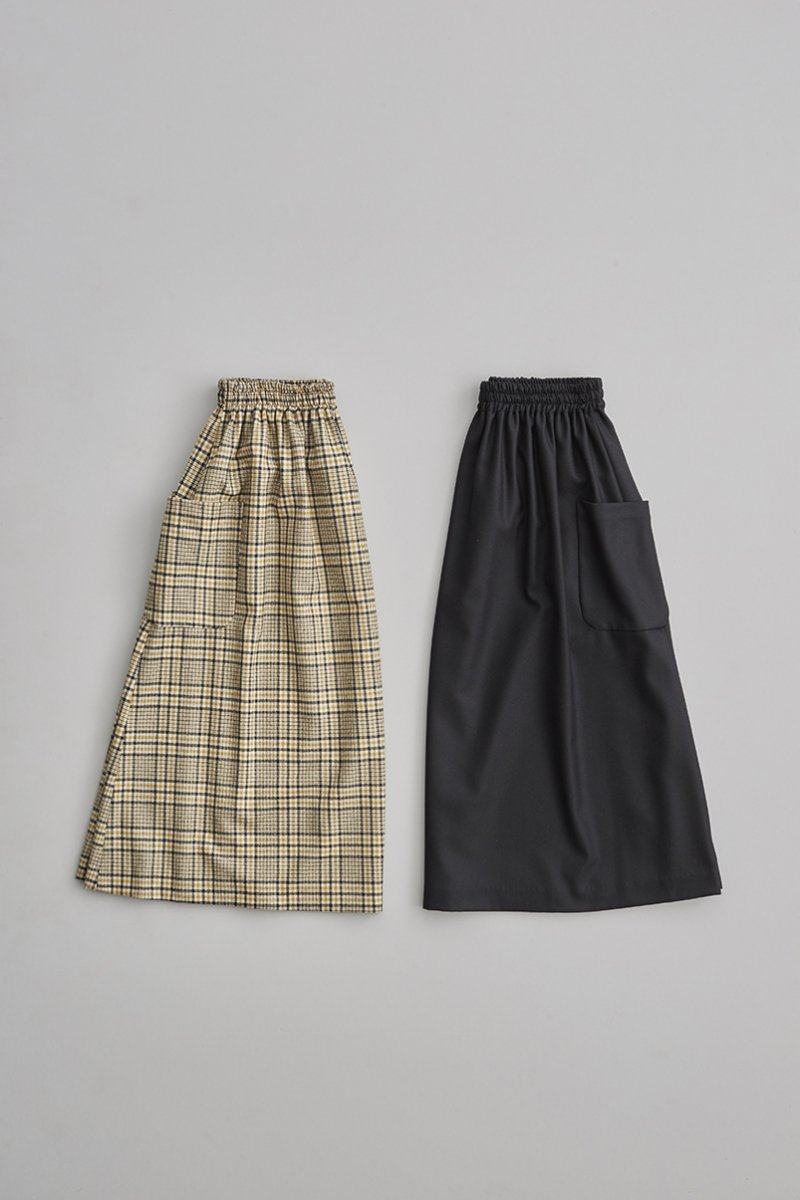 wool gather long skirt