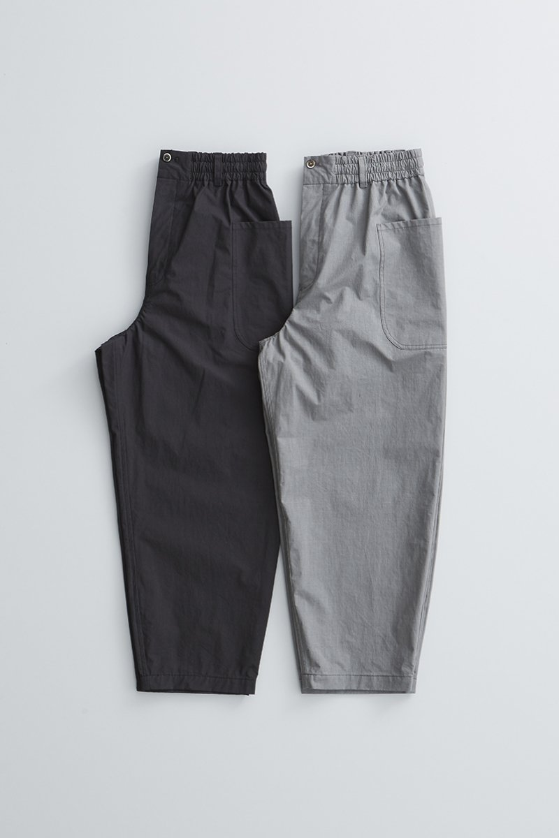 cotton nylon balloon pants