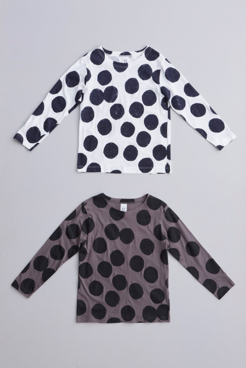 cotton ~mizutama~ cut&sewn