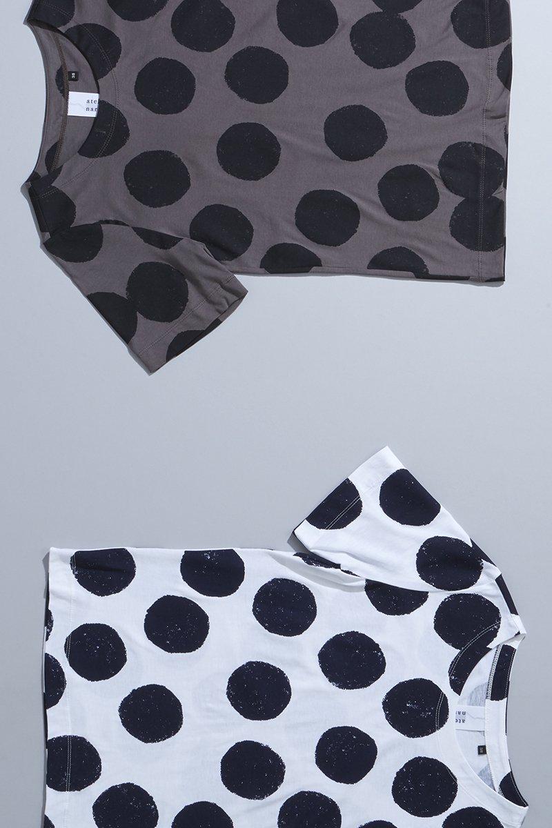 cotton ~mizutama~ cut&sewn(半袖)