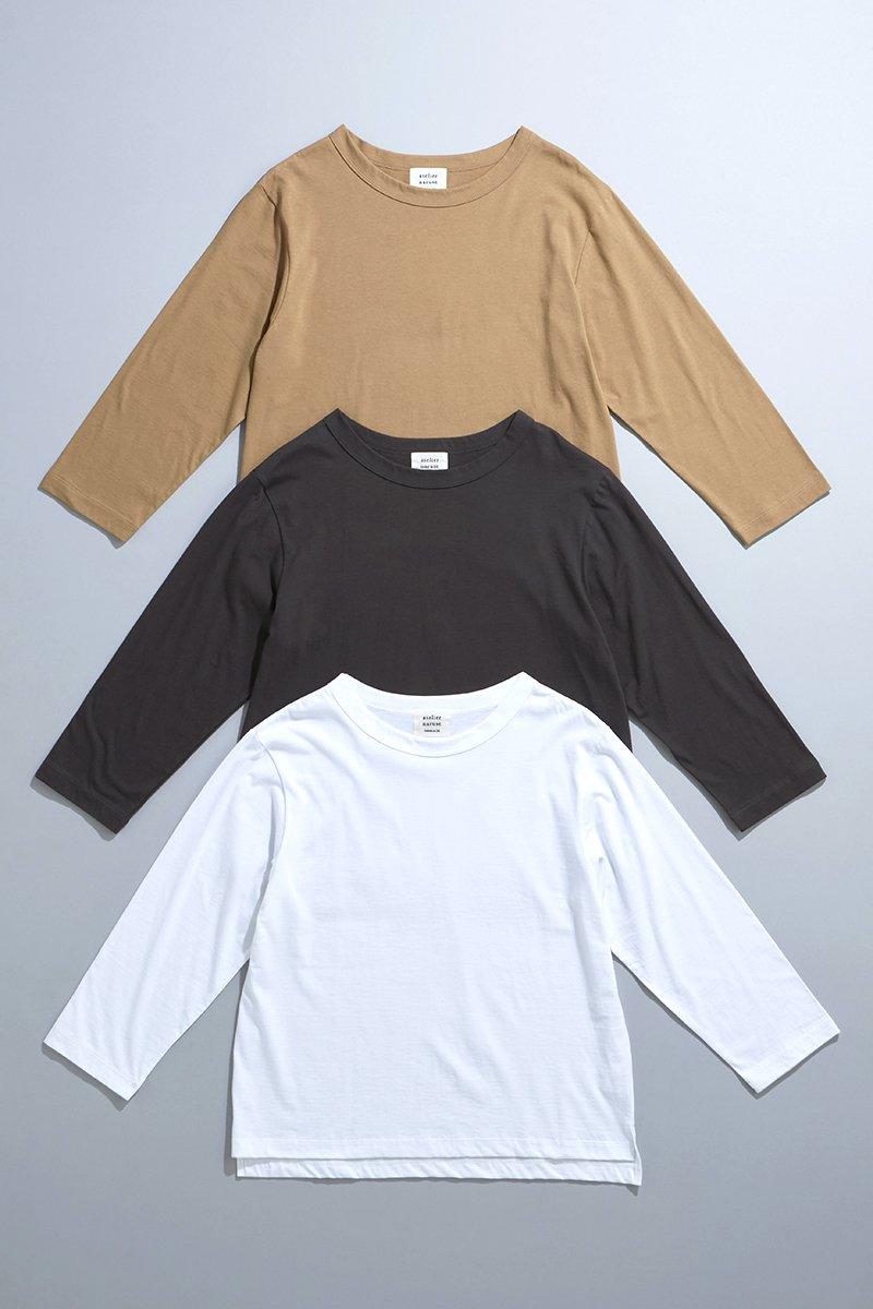 cotton ~homme~ cut&sewn(長袖)