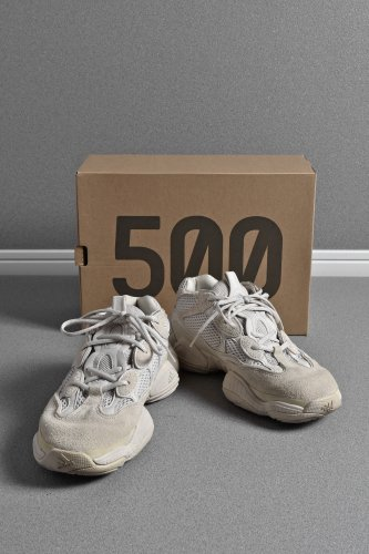 <img class='new_mark_img1' src='//img.shop-pro.jp/img/new/icons1.gif' style='border:none;display:inline;margin:0px;padding:0px;width:auto;' />YEEZY BOOST 500  DB2908 ブラッシュ 27cm BLUSH KANYE WEST