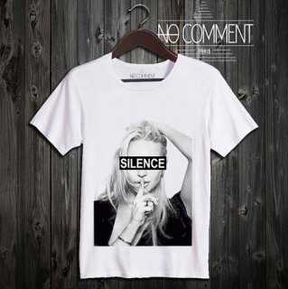slience | T-SHIRTS