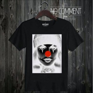 dark pierrot |  T-SHIRTS
